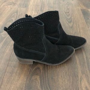 Black Bootie Shoe